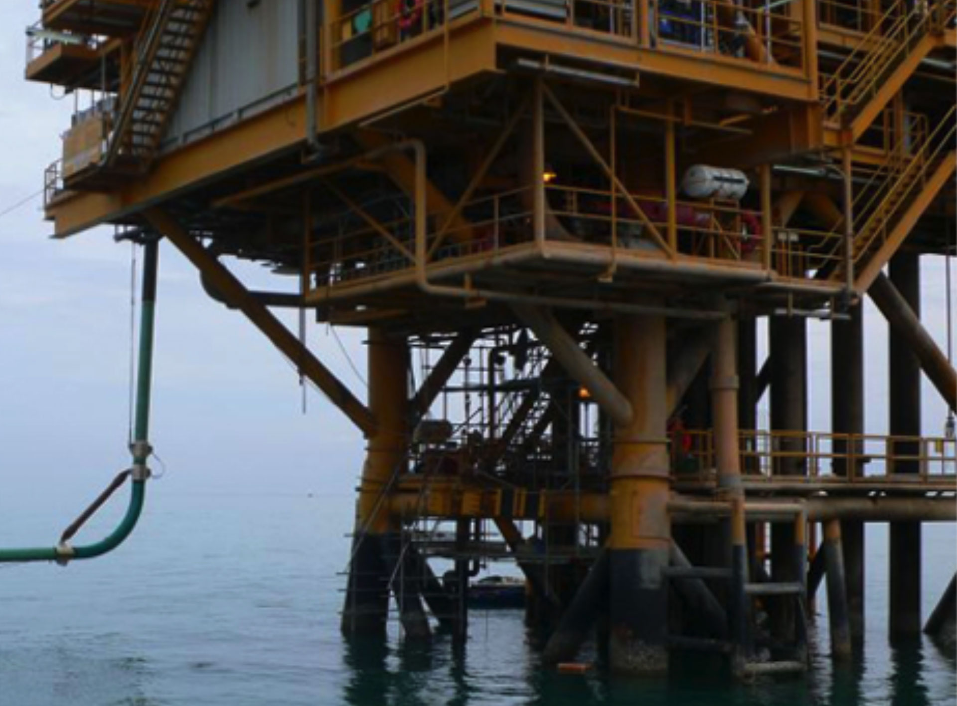 Offshore Risers Caissons And Offshore Structures Tuv